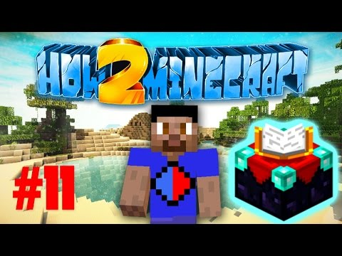 Minecraft SMP HOW TO MINECRAFT S2 #11 'ENCHANTING!' with Vikkstar
