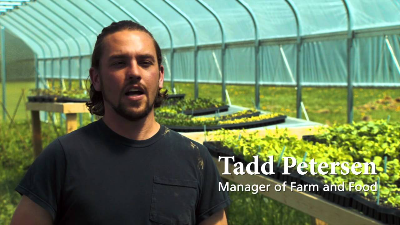 Seminary Hill Farm Theology Ecology And Good Food For All Youtube