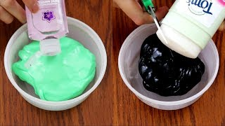 Mixing Random Things into Therapy Putty