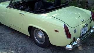 1969 Austin Healey Sprite for sale! Walk-Around Tour