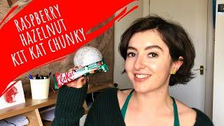 NEW Raspberry Hazelnut Kit Kat…
