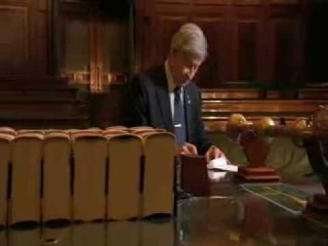 Whispers in the Corridors - The Hansard Reporter