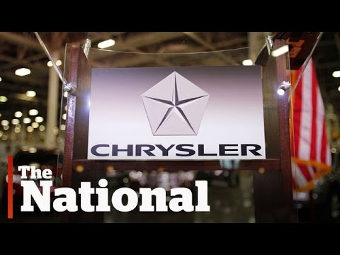 Chrysler accused of emissions cheating