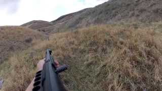 THREE GUN GREAT FALLS MONTANA 5/4/2013 SCAR 16, M&P, BENELLI M2