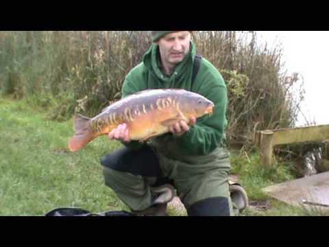Andy Walker Carp Fishing At Willow Marsh Fishery