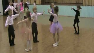 Gabriele and Nastya, 5 y.o., Moscow -