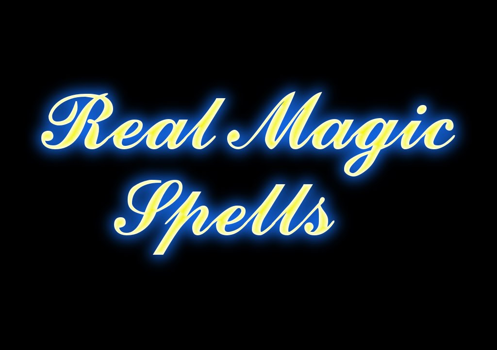 Real Magic Spells That Work Fast - White Magic Spells That Attract Money
