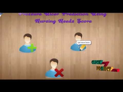 Mining Nurse Care Data: A Study Case Pressure Ulcer Prediction | Final Year Projects 2016 - 2017