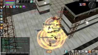 Ran Online GS  Dex + Int Shaman 51F Solo