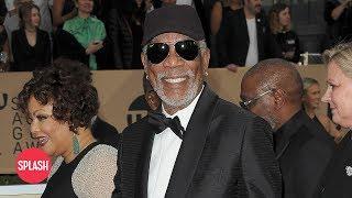 Morgan Freeman Receives Lifetime Achievement Award   Daily Celebrity News   Splash TV
