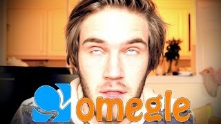 FUNNY OMEGLE REACTIONS - (Fridays With PewDiePie - Part 74)