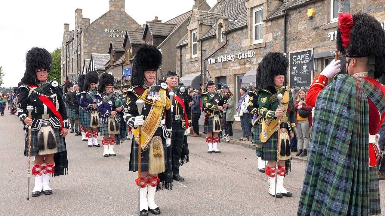 Tomintoul Highland Games 2019