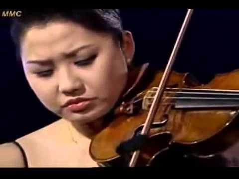 장영주 Sarah Chang: Air on the G String Violin, 바이올린;    G 선상의 아리아