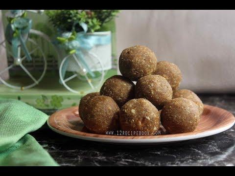 Amrutham Podi (Nutri Mix Powder) Laddoo