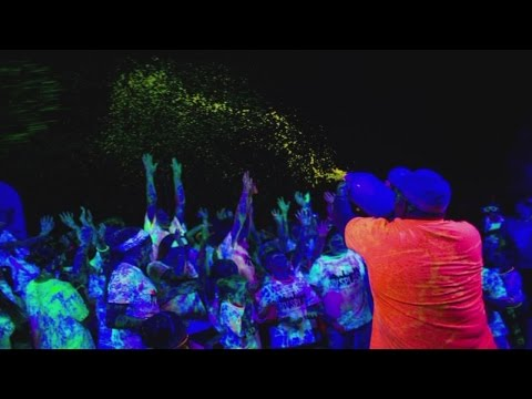 UV Splash Color Dash