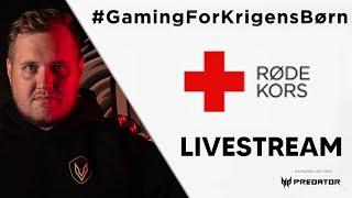 🔴 15.000 INDSAMLET - HOPPER i POOL m. TØJ PÅ! :: Røde Kors Indsamlings stream! 🔴