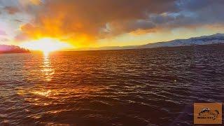 оз. Маркаколь, найкраще відео про лові УСКУЧА (ОЛЕНКА)/Рибалка на заповідного озері