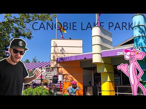 Canobie Lake Park In Salem, NH -  2019 Amusement Park Tour