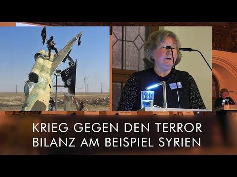 Karin Leukefeld - Krieg gegen den Terror als Vorwand für geopolitische Ziele am Beispiel Syrien 15.2