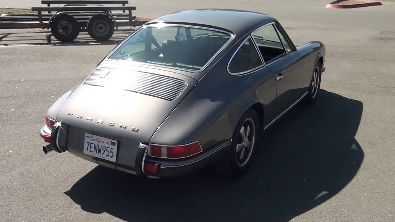 1971 Porsche 911T for Sale by Precious Metals Classic Cars San Diego ...