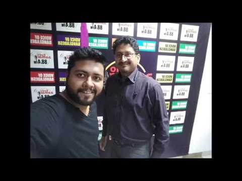 """CORPORAET ICON WITH """"ASIF IQBAL-CEO OF MEGHNA GROUP, GAANCHIL"""" RADIO AAMAR 88.4FM"""