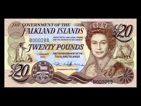All Falkland Islands Pound Banknotes - 1984 to 2011 Issues