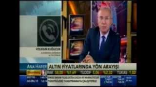 ALB Forex Altın Uzmanı Volkan Kuğucuk ile altın piyasalarını yorumluyor. Bloomberg HT
