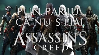 Pun Pariu Ca Nu Stiai - Assassins Creed