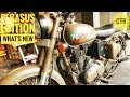 Royal Enfield Classic 500 Pegasus Edition | What's New | Detailed Review |