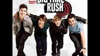 Big Time Rush ft Jordin Sparks - Count on You ( lyrics)