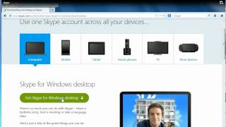 How to download skype free video call