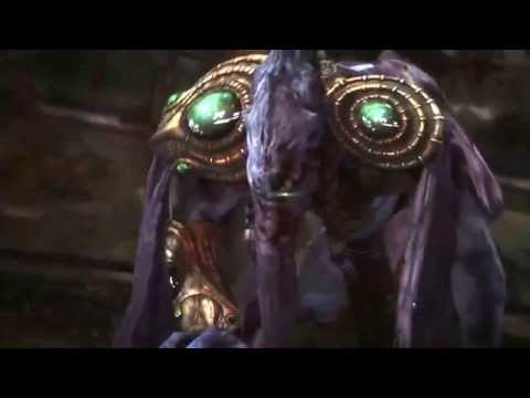 Starcraft 2 Legacy of the Void- My Demons