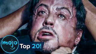 Top 20 Actors Who Almost Died On Set