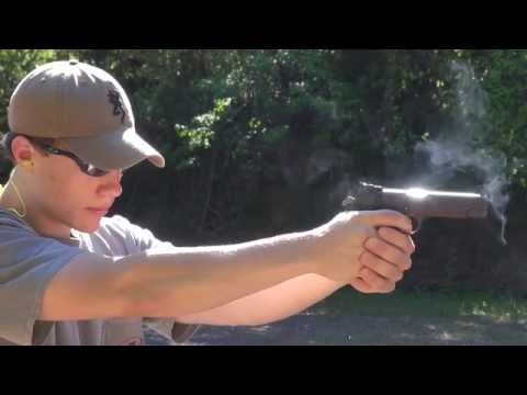 Sig p210 Review