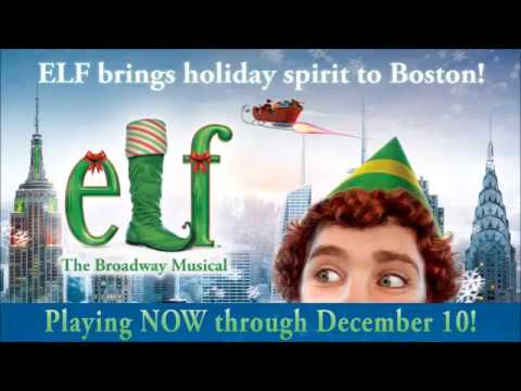 ELF The Musical Testimonials Are In!