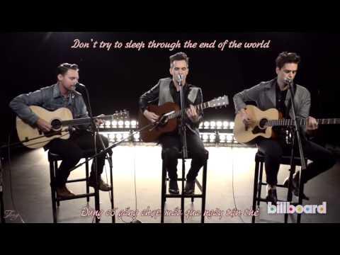 [Vietsub+Kara] Panic! At The Disco - This Is Gospel Acoustic (Live at Billboard Studio Session)