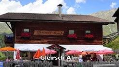 Gleirschalm und Sonnbergalm  - Mountainbiken in Tirol