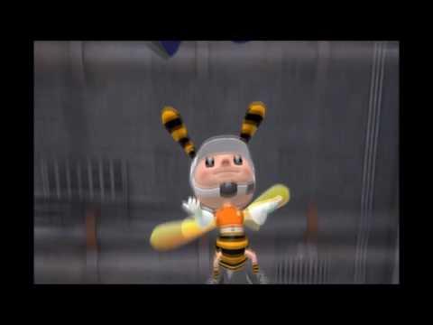 Super Bee 開口墜落