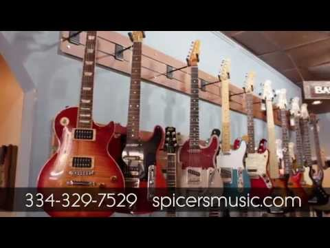 Spicer's Music Is Your One Stop Shop