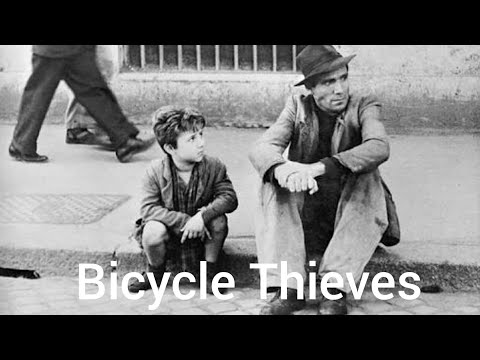 Bicycle Thieves -Italian Movie