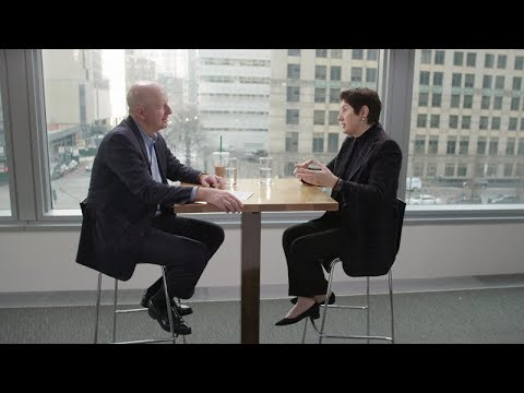 """Catch-Up With David"": with Goldman Sachs' Sharmin Mossavar-Rahmani"