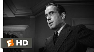 The Maltese Falcon (5/10) Movie CLIP - Mighty Funny (1941) HD