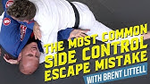 Side Control Escapes with Brent Littell - YouTube