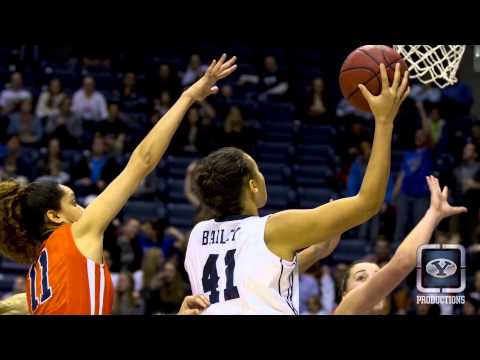 Let's Play-Morgan Bailey BYU WBB