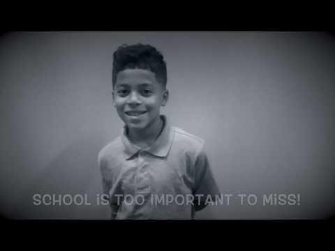 Holmes Stem Academy School Attendance Promo