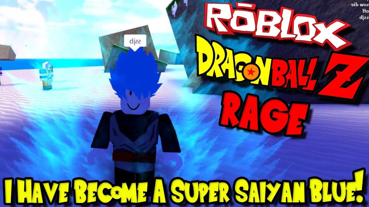roblox dragon ball rage how to play