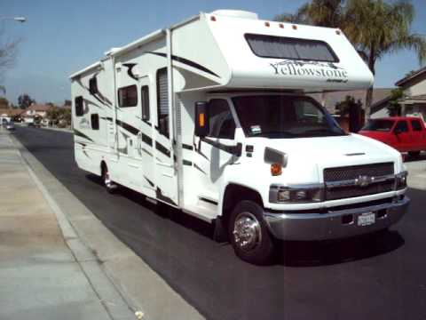 Duramax diesel super c motorhome youtube for Super c motor homes