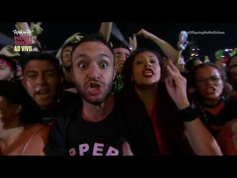 Original prankster - Rock in Rio 2017 - The Offspring
