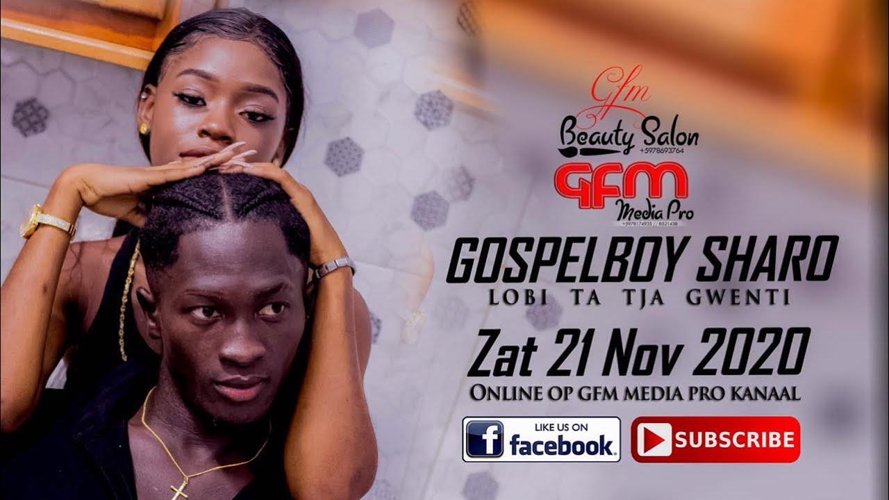 Download Gospelboy Sharo-(Sai Feni Riddem) Lobi Ta Tja Gwenti (Official Music Video)