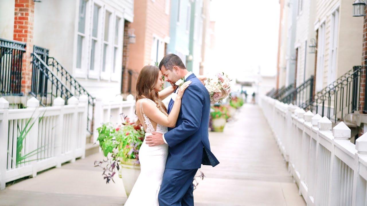 A sweet Intimate wedding video at Wild Dunes Resort / Charleston Wedding Videographer